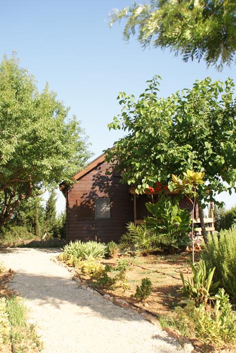 Casas y habitaciones del centro de desintoxicacion Llaurant La Llum