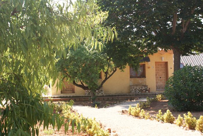 Edificio de Habitaciones del centro de tratamiento y desintoxicacion Llaurant La Llum