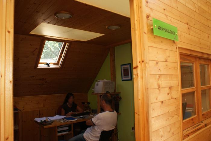 Terapias individuales en el Centro de tratamiento y desintoxicacion Llaurant La Llum