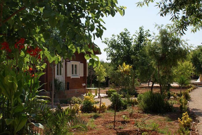 Foto casa de habitaciones del Centro de tratamiento y desintoxicacion Llaurant La Llum