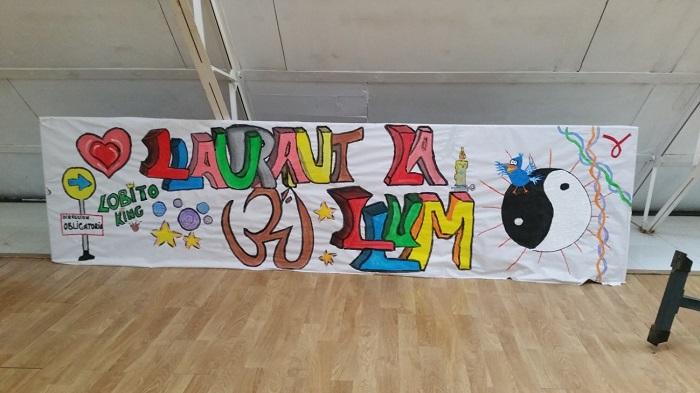 Actividad Terapeutica pintura mural